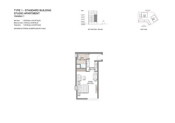 1 - B8B9 - Studio V1